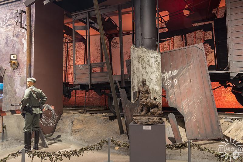 Белорусский государственный музей истории Великой Отечественной войны. Фото